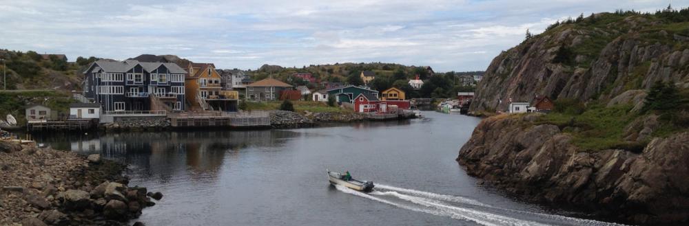 Newfoundland-Quidi-Vidi
