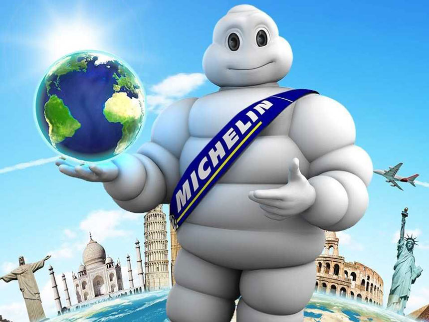 (Image: Bibendum - Michelin)