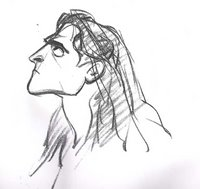 Credit: Glen Keane, Disney Animation