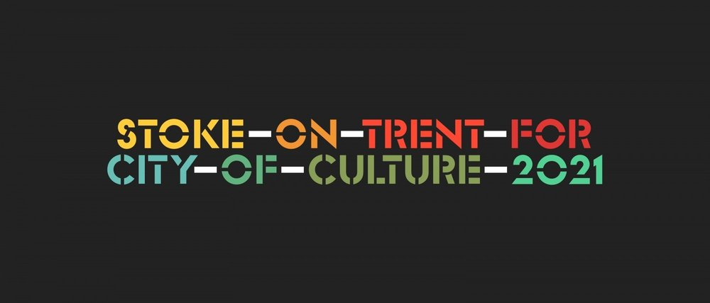 Image: Stoke-on-Trent city of culture banner