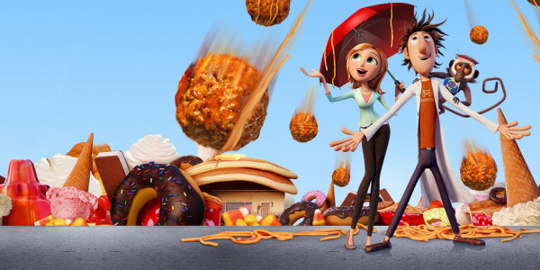 Image: Cloudy with a chance of Meatballs - Sony Pictures Animation