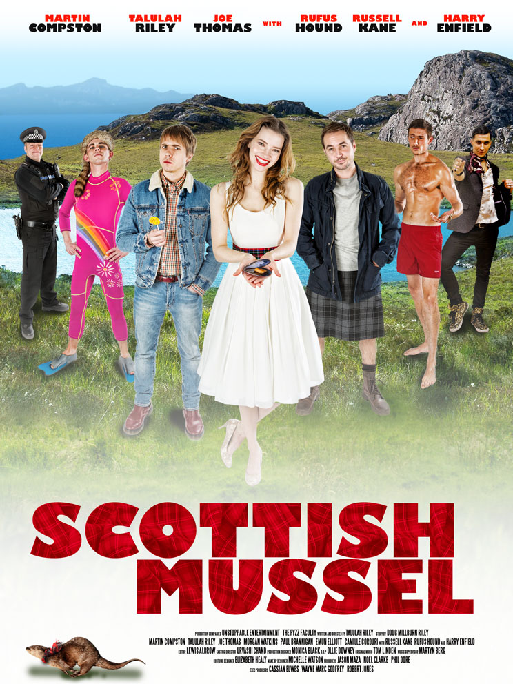 Scottish Mussel (2015)