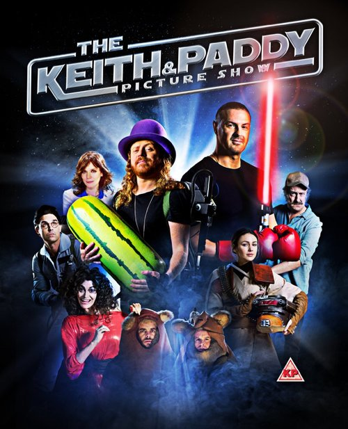 KEITH AND PADDY PICTURE SHOW - RETURN OF THE JEDI (2017)