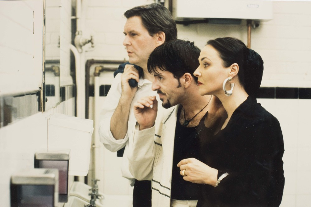 James Fleet, Con O'Neil, Frances Barber