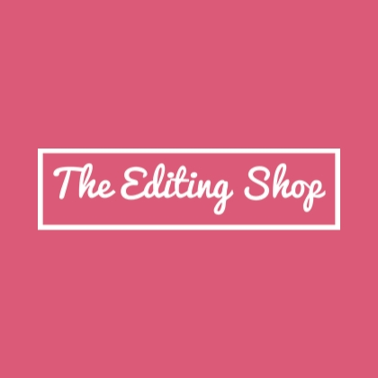 The Editing Shop Blog