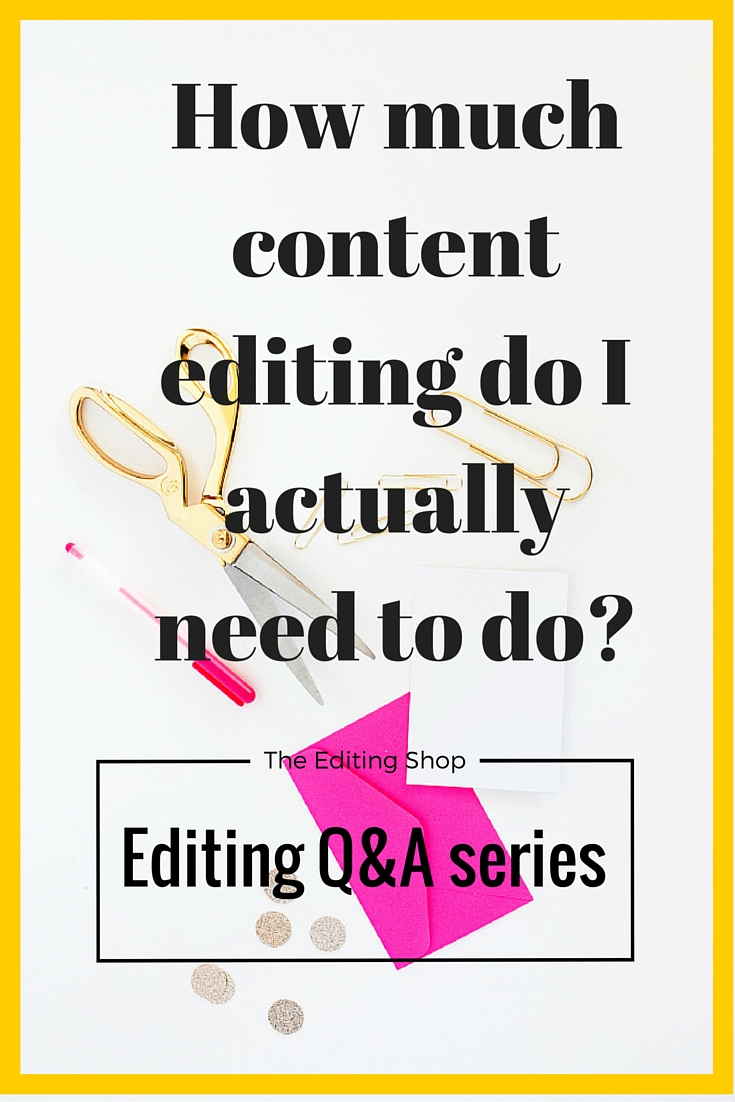 Proofreading and copy editing can be confusing processes for a lot of writers and bloggers, but they don't need to be! In this post, I walk you through what you do and don't need to do to make sure that all your hard work pays off for you and your readers.
