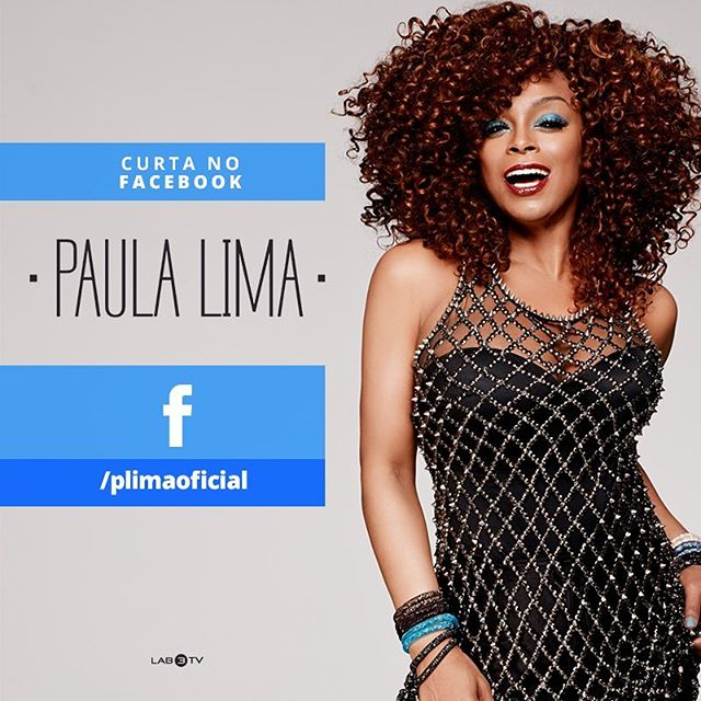 Bom dia, Bacanérrimos!!! 🌤 E aí, já curtiram a página da #PaulaLima no Facebook? Vem ficar juntinho: fb.com/plimaoficial 💙 #EquipePL