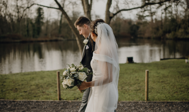 WINTER WEDDING LAKESIDE MARQUEE THORNTON MANOR-82.jpg