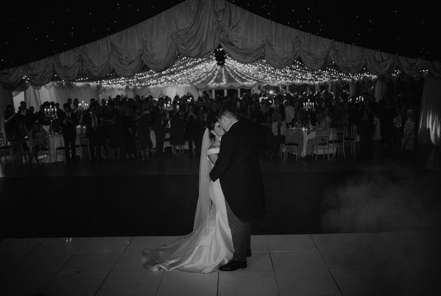 WINTER WEDDING LAKESIDE MARQUEE THORNTON MANOR-161.jpg
