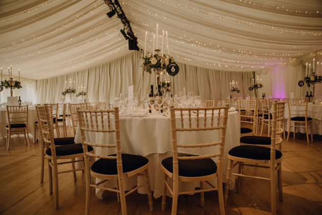 WINTER WEDDING LAKESIDE MARQUEE THORNTON MANOR-174.jpg