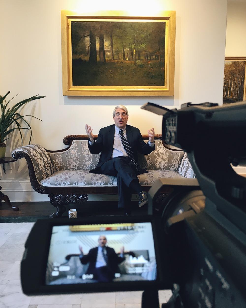 President Salovey
