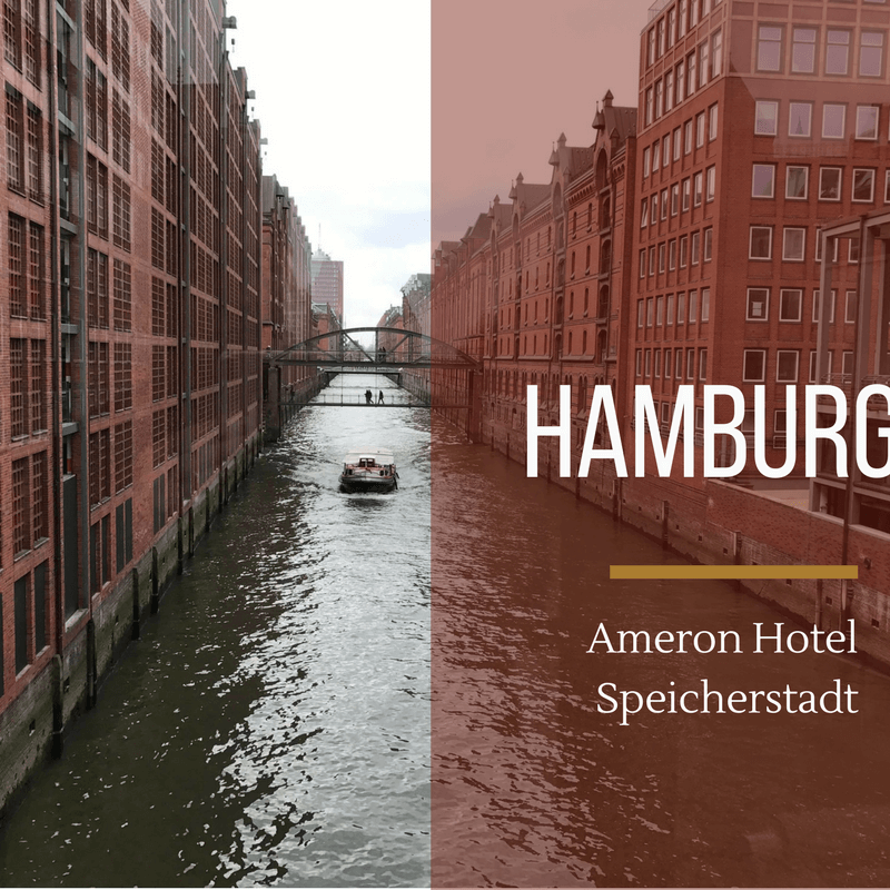 The Ameron Hotel Speicherstadt used to be the old coffee exchange and was completely modernized.    It offers the perfect personal and inspiring atmosphere we are looking for to think future. Find out more here.