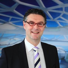 Ingo Wuggetzer, VP Cabin Marketing at Airbus