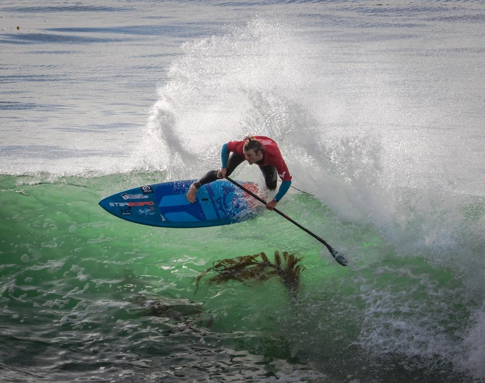 Mahalo for the photo - Sean Greeley (Santa Cruz Paddlefest 2018)