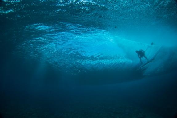 Catch the Blue Life: Zane Schweitzer in his element