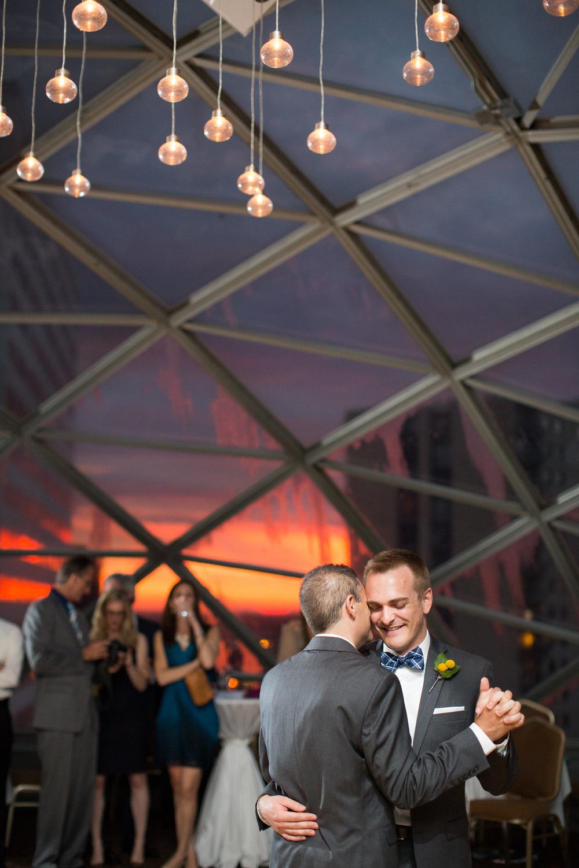 gay GLBT wedding planner