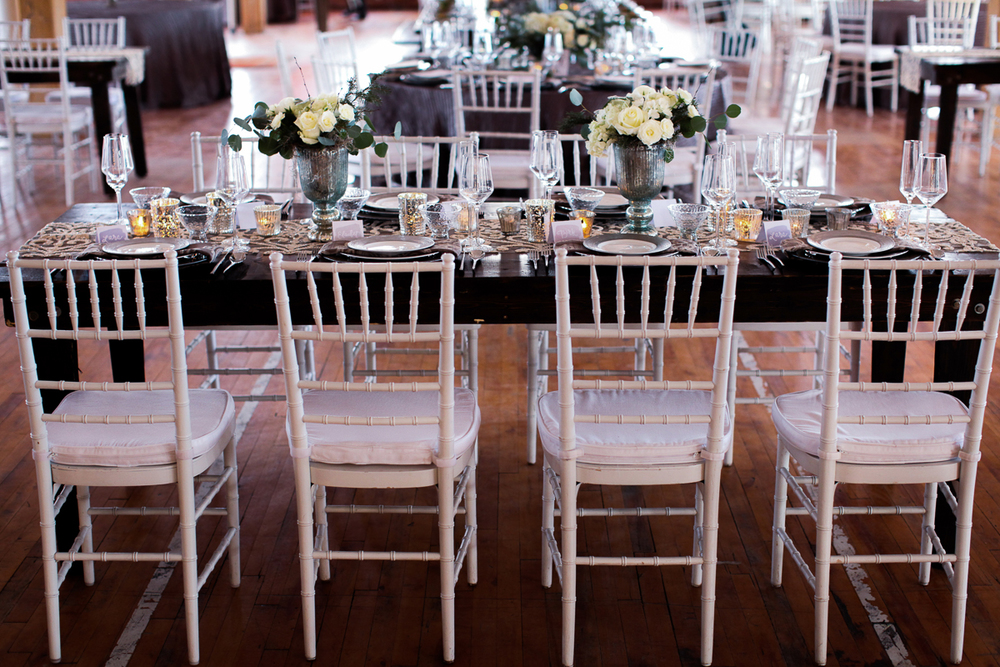 Photographer:  Studio J Photography  | Design and Coordination: Caitlin,  Simply Elegant  | Venue:  JX Event Venue  | Floral Designer:  Camrose Hill  | Hair :  Julie Swenson  | Makeup:  Cristina Ziemer |  Women's Attire:  Flutter Boutique  | Men's Attire:  Savvi Formalwear  | Stationery:  Printerette Press  | Videography:  Narrate Studios  | Food & Small Desserts :  Lake Elmo Inn   | Kransakake Cake:  Mai Little Cakes   | Rentals/Décor:  Apres Party & Tent   | Lighting Elements:  PHOS  | Band:  Rock With U