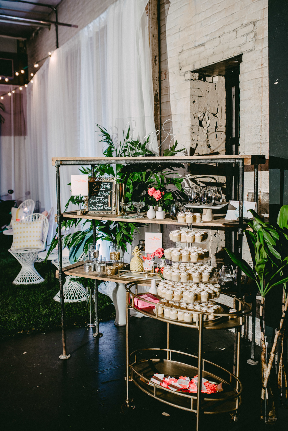 Amanda Marie Studio | Ila Studio | The White Room | Sadie's Florals | Printerette Press | Hooked Calligraphy | Collected Rentals | Beauty Lounge | Goldfine Jewelry | Laura Rae Photography