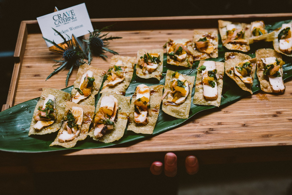 Amanda Marie Studios| Crave Catering