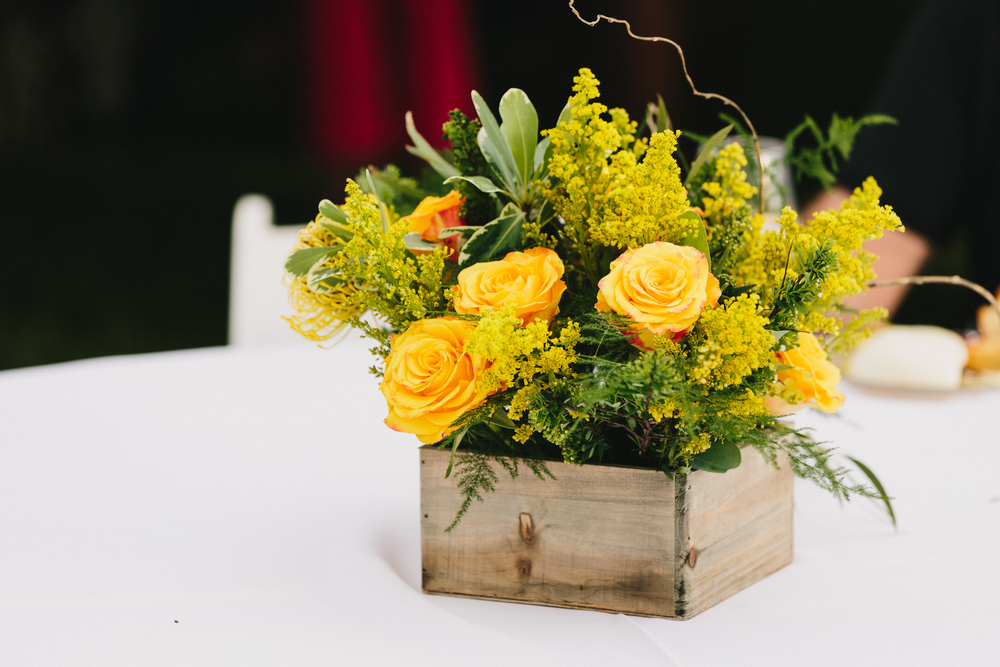 Vendors: Photographer:  Colorado Wedding Productions  (Mary) | Planner:  Taylor , The Simply Elegant Group | Venue -  Autumn Park, Stapleton  | Florist -  Poppy & Pine  | Rentals-  Denver Premier Event Rentals  and  Butler Rents  | Caterer + Bar -  Biscuits & Berries  | Cake - Escio (Family Friend)