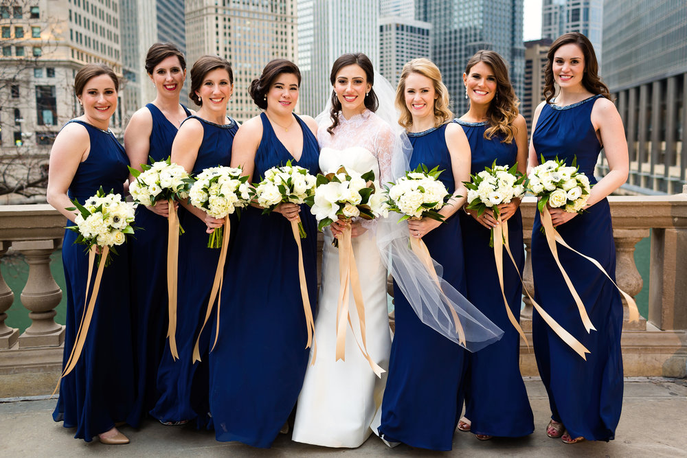 BrideBridesmaidsChicago