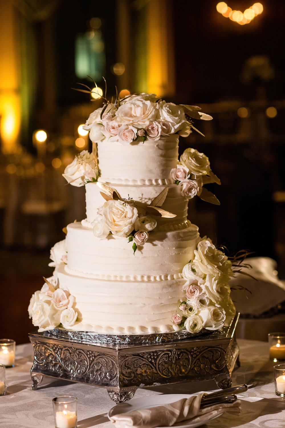 FourTierWeddingCake