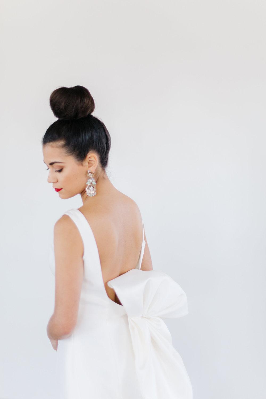 Modern Bride- Back
