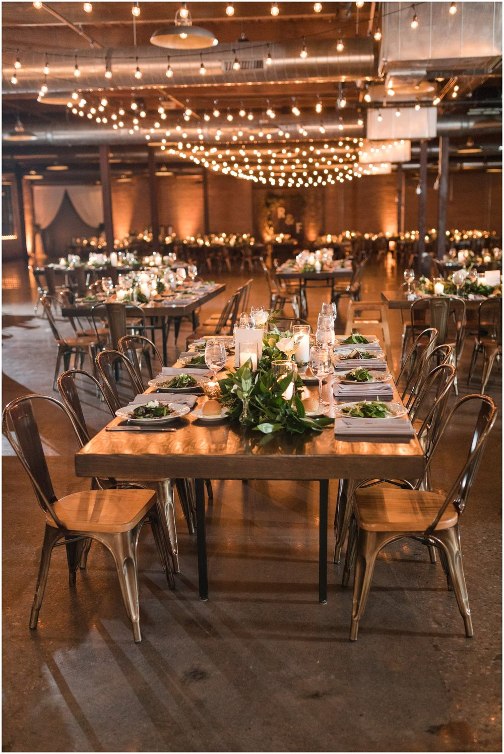 wedding tablescape and details