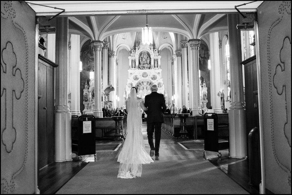 ceremony wedding in Chicago