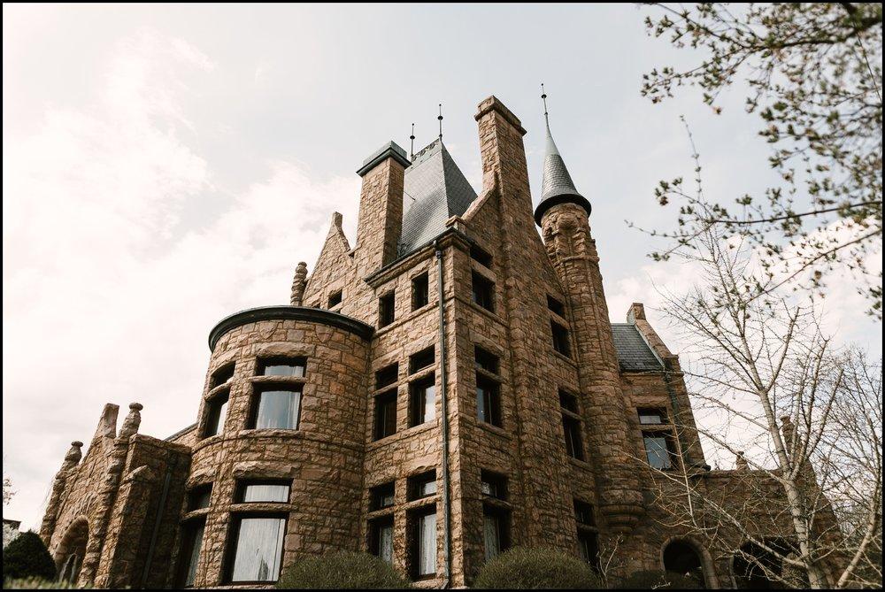 Van Dusen Mansion Wedding