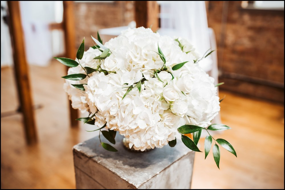Wedding Floral for wedding ceremony