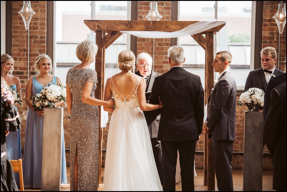 Rustic Chicago wedding