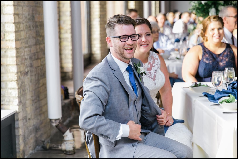 Lumber exchange wedding venue