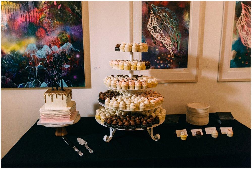 Wedding Dessert Display Table