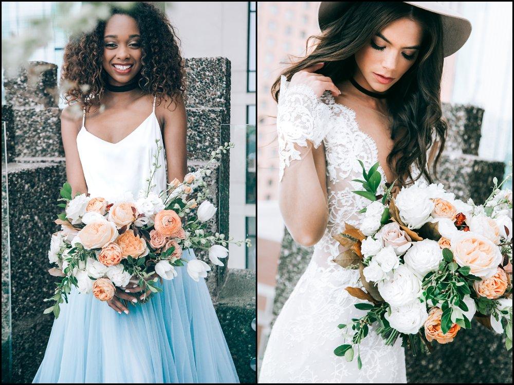 bride wedding look inspiration