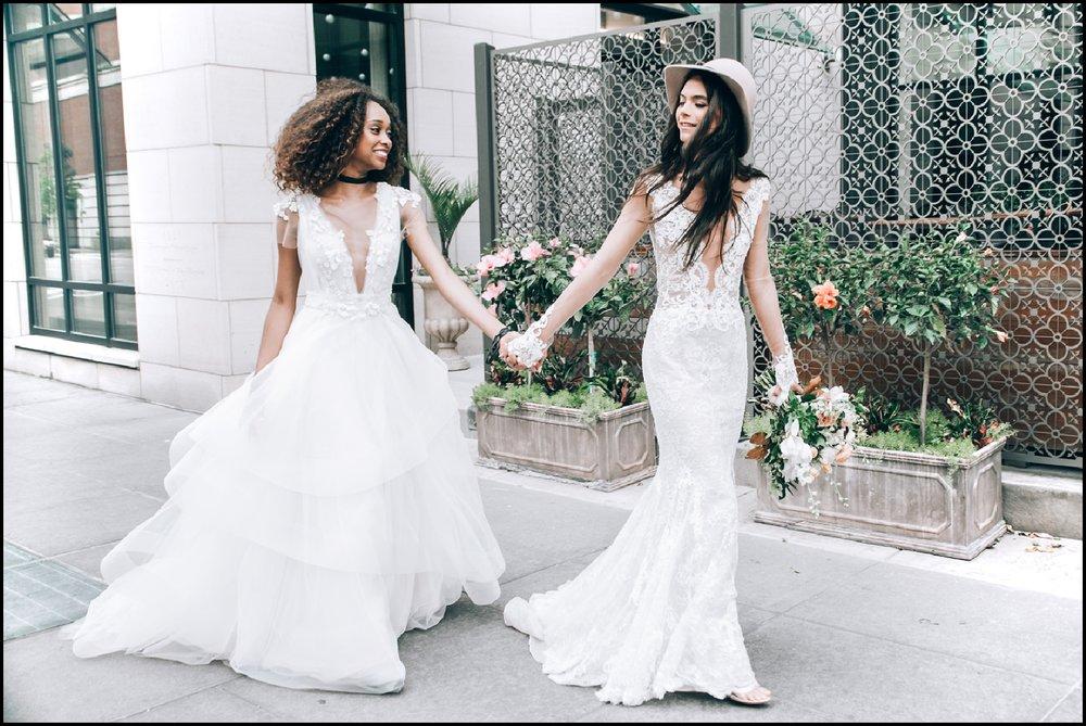 MN lesbian wedding inspiration