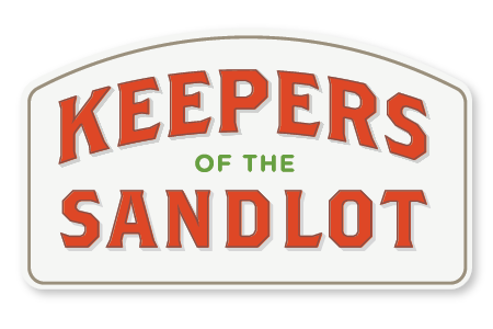 Check out Bill's organization at    www.keepersofthesandlot.com