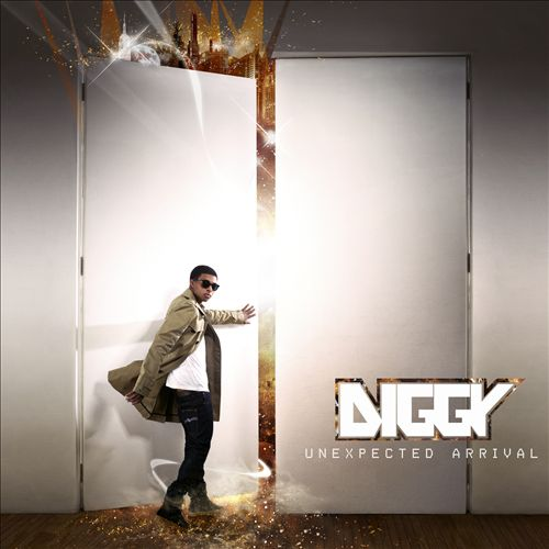 DIGGY SIMMONS </br> Unexpected Arrival