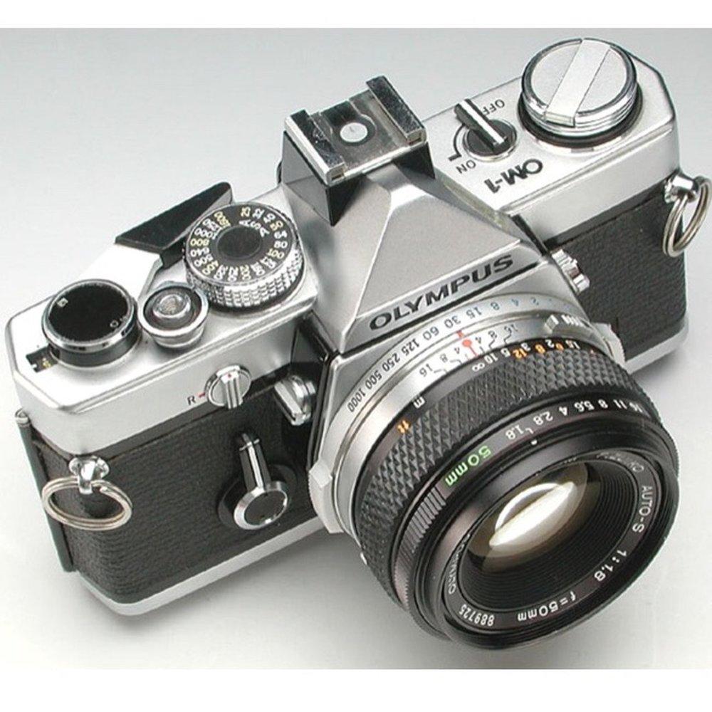 olympus om-1 35mm slr