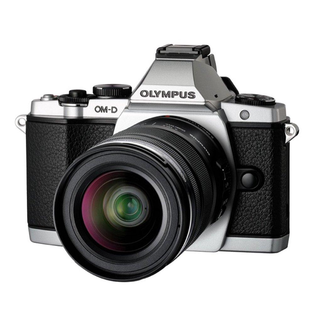 olympus om-d em-5 digital micro four thirds camera