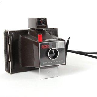 super swinger polaroid land camera