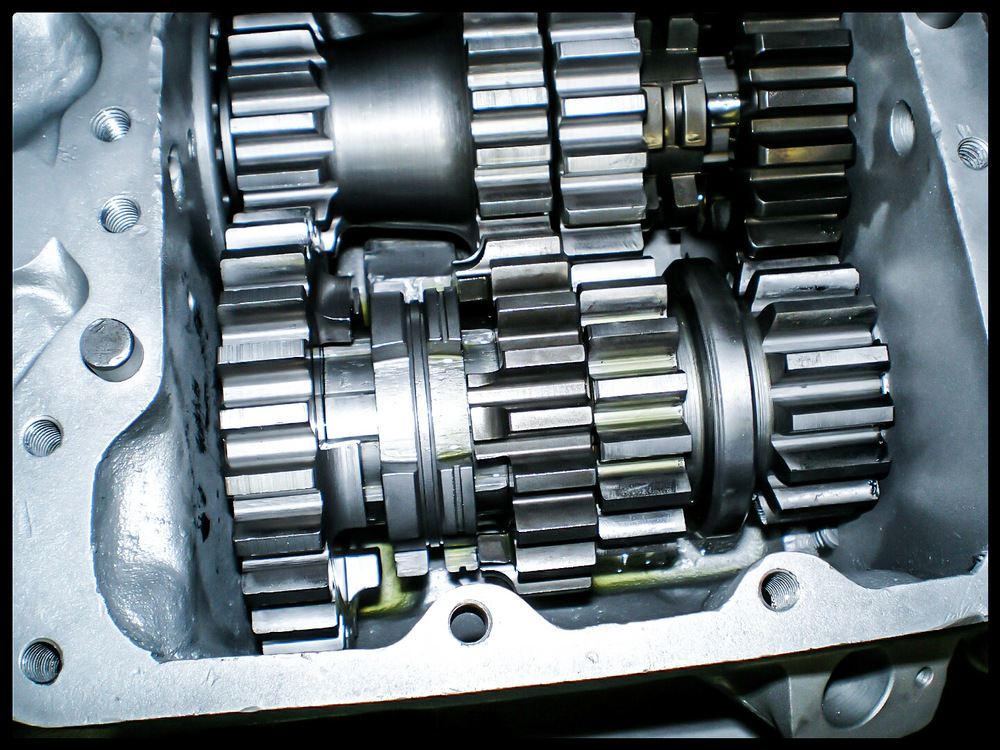 4-SPEED TRANSMISSION ||HARLEY DAVIDSON||