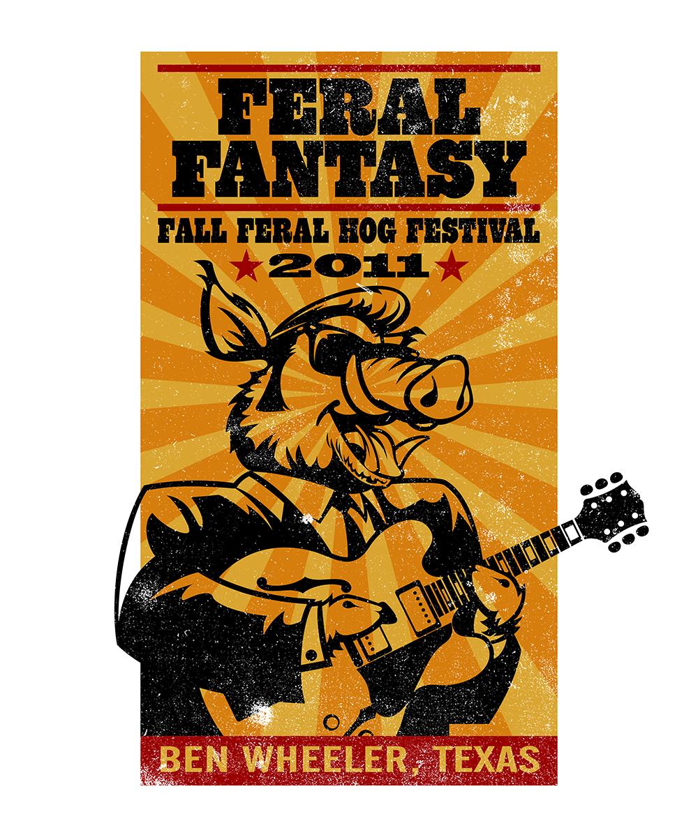 Feral Hog Festival 2011