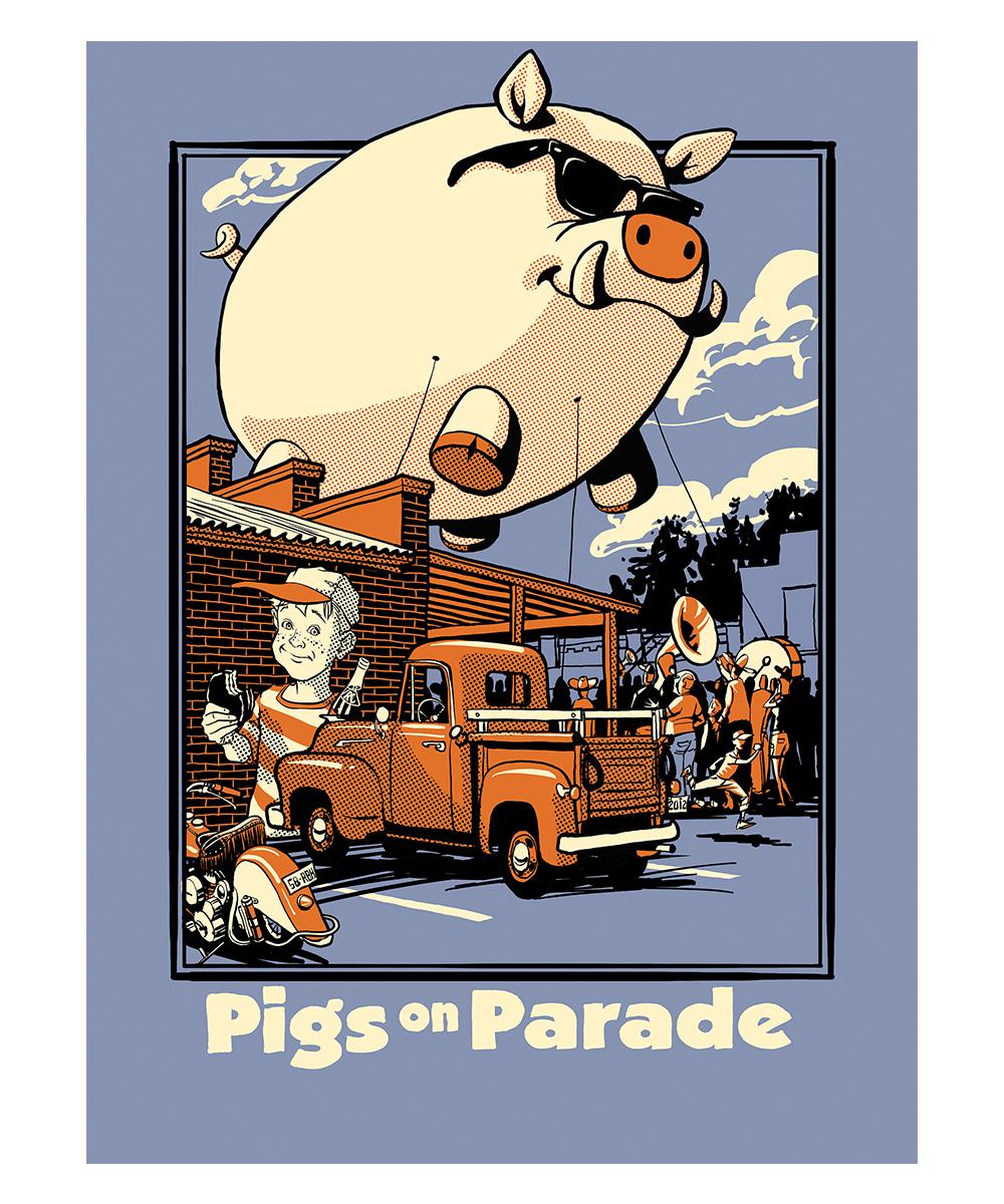 Feral Hog Festival 2012