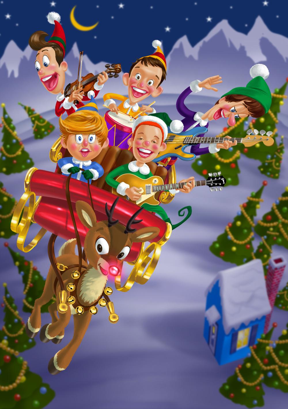 Mikeschair - Christmas
