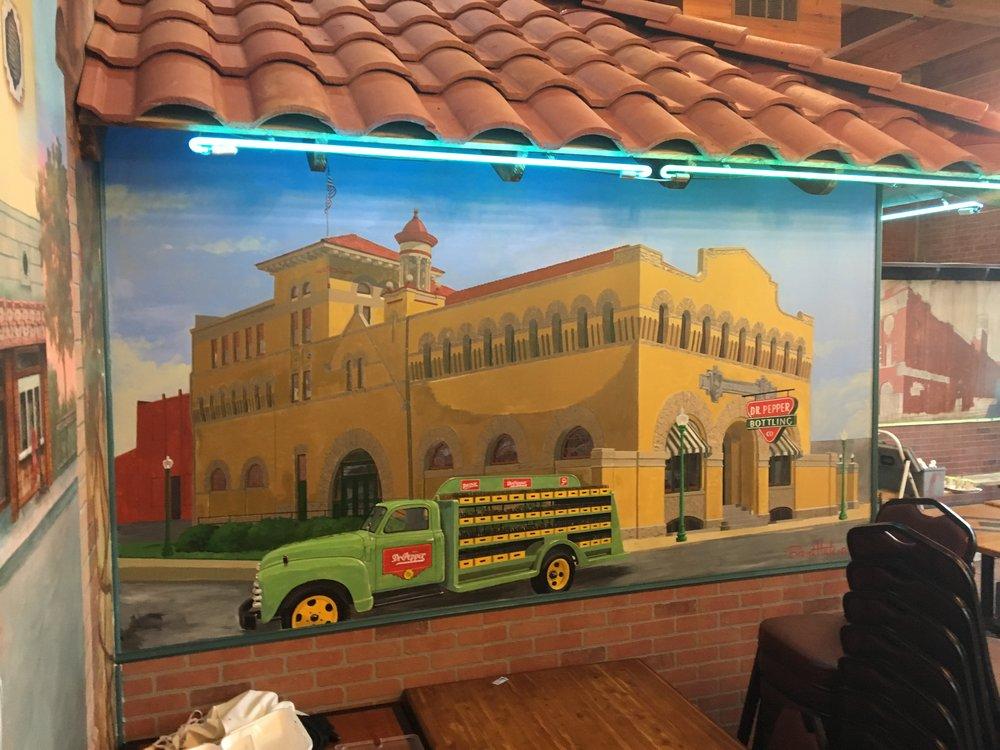Nina's Restaurant Waco, TX - Dr Pepper Museum