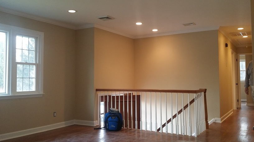 family room painting