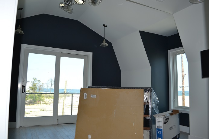 master bedroom painting