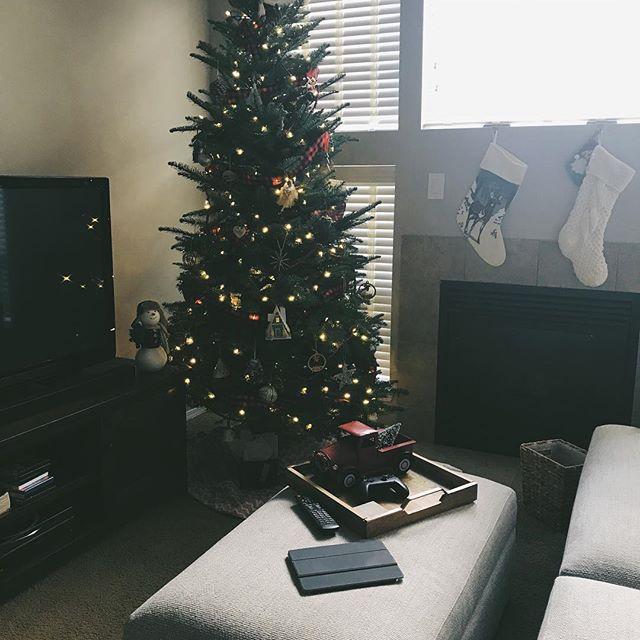 I just feel like I really like Christmas. 🌲