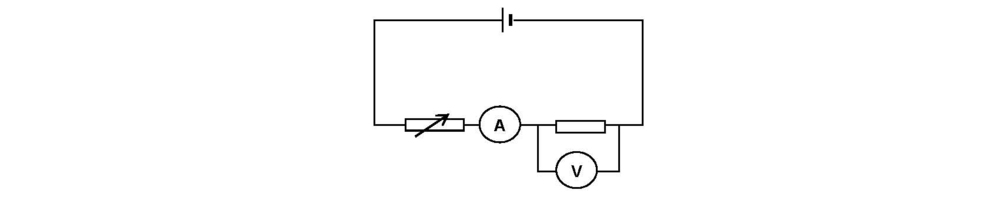 Determining resistance of unknown resistor